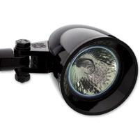 Headwinds 2″ Gloss Black Side-Mounted Concours Rocket Spotlights