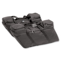 Drag Specialties Collapsible Soft Luggage for H-D Hard Saddlebags
