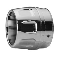 Custom Chrome Chrome Thruster 3-1/2″ Exhaust End Caps