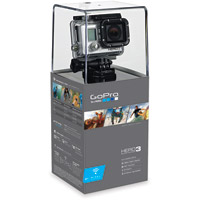 GoPro HD HERO3 Silver Motorsports Edition Camera