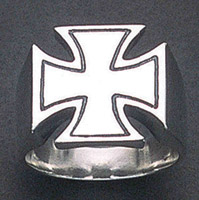 Wildthings Maltese Cross Ring