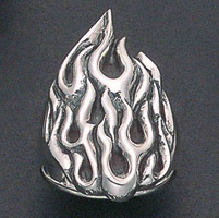 Wildthings Inferno Ring