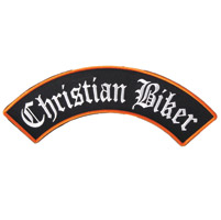 Hot Leathers Christian Biker Patch