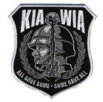 Hot Leathers Kia Wia Patch