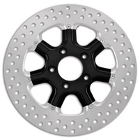 Roland Sands Design Diesel Black Ops Two-Piece Brake Rotor 11.8″ Front