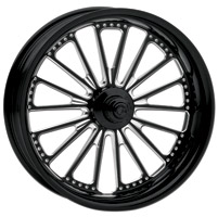 Roland Sands Design Contrast Cut Domino Rear Wheel, 19″ x 2.15″