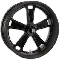 Roland Sands Design Black Ops Judge Front Wheel, 18″ x 3.5″