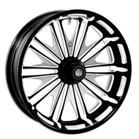 Roland Sands Design Contrast Cut Boss Front Wheel, 21″ x 2.15″
