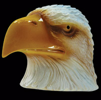 Lethal Threat Eagle Head Shift Knob