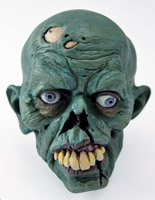 Lethal Threat Zombie Head Shift Knob