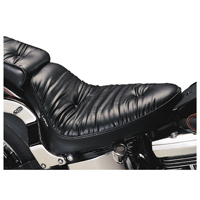 Le Pera Cobra Regal Plush Solo Seat