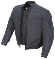 Power Trip Jet Black II Black Jacket