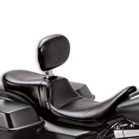 Le Pera Daytona 2-Up Smooth Seat with Driver Backrest