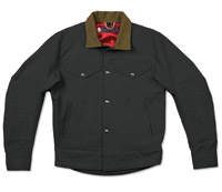 RSD Apparel Black Hesher II Jacket