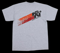 K&N Distressed Logo T-shirt