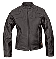 Milwaukee Motorcycle Clothing Co. Ladies Studded Leather Jacket