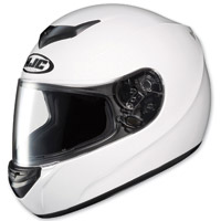 HJC CS-R2 White Full Face Helmet