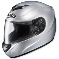 HJC CS-R2 Silver Full Face Helmet