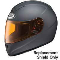 HJC Amber Anti-Fog Replacement Shield