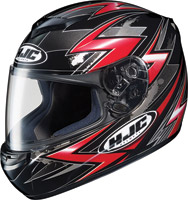 HJC CS-R2 Red Thunder Full Face Helmet