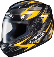 HJC CS-R2 Yellow Thunder Full Face Helmet