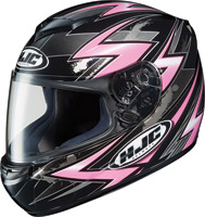 HJC CS-R2 Pink Thunder Full Face Helmet