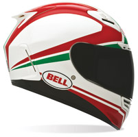 Bell Star Race Day Tricolore Full Face with Face Shield Helmet
