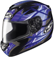 HJC CS-R2 Blue Storm Full Face Helmet