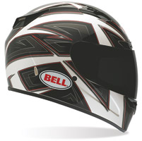Bell Vortex Flack White Full Face Helmet