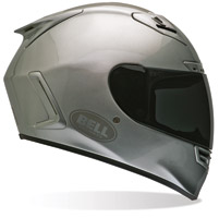 Bell Star Metallic Silver Full Face Helmet