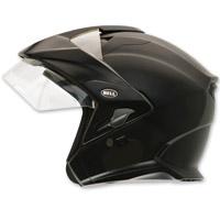 Bell Mag-9 Matte Black Open Face Helmet