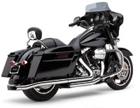 Cobra Center-Pro Slip-On Muffler for Touring Models