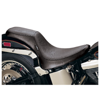 Le Pera Silhouette Basket Weave 2-Up Seat