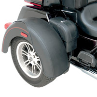 Saddlemen Rear Fender Bra Set