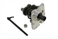V-Twin Manufacturing 4-Speed Transmission Gear Assembly Unit
