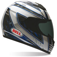 Bell Turbine Blue Arrow Full Face Helmet