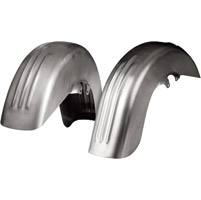 Bagger-Werx Ribbed Front Fender for 21″ Wheels
