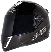 Zox Savo G2 Junior Glossy Black Full Face Helmet