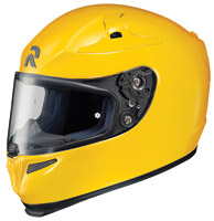 HJC Yellow RPHA Series 10 Full Face Helmet