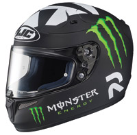 HJC Ben Spies Replica Monster II RPHA Series 10 Full Face Helmet