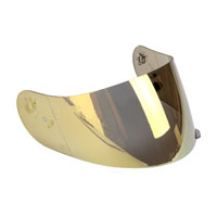 HJC HJ-17 Pinlock RST-Mirrored Gold Shield