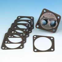Genuine James Rear Tappet Block Gasket