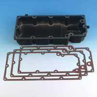 Genuine James Gasket, Transmission Oil Pan