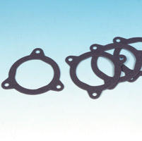 Genuine James Gasket, Air Cleaner Back Plate to Carburetor