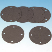 Genuine James Ignition Cover Gasket, Four Hole