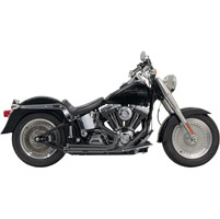 Bassani Pro-Street Black Straight-Cut Exhaust System