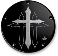 Carl Brouhard Designs Cross Series Black Derby Cover