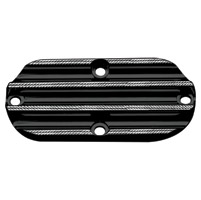 Covingtons Customs Black Diamond Edged Inspection Cover