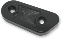 Joker Machine Techno Black Anodized Inspection Cover