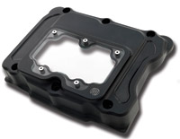 Roland Sands Design Black Ops Rocker Box Clarity Cover